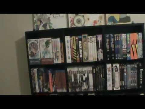 Anime DVD/Blu-Ray Collection April 20, 2014