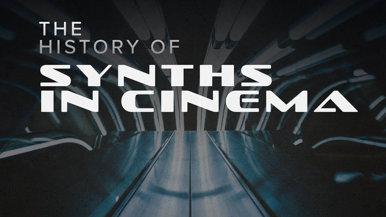 A History of Synths in Cinema: Recreating Famous Sounds with eDNA Earth