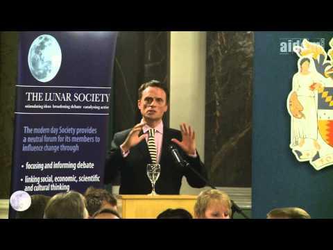 Lunar Society Annual Dinner 2013 - Matthew Taylor