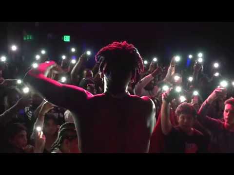 DAX  first Live Show VLOG