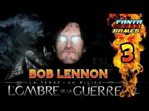 SECRETS DHISTOIRE !!! LOmbre De La Guerre Ep3 avec Bob Lenn