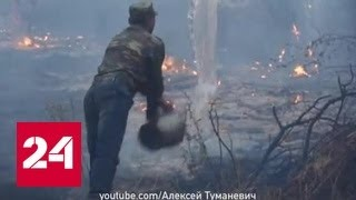 Из-за пожара в Ростове-на-Дону пострадали 27 человек