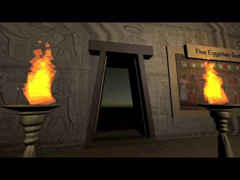 Ancient Egypt Interactive Exhibition معرض الحضارة المصرية