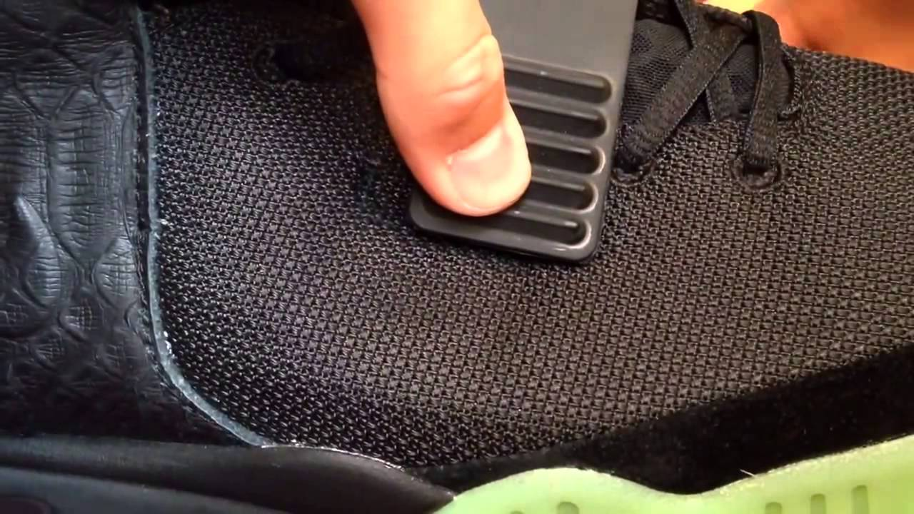 Super perfect Air Yeezy 2 strap FIX!!! - YouTube 3815be95a1d4