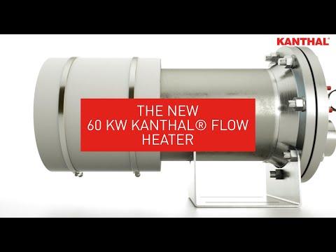 60 kW Kanthal®