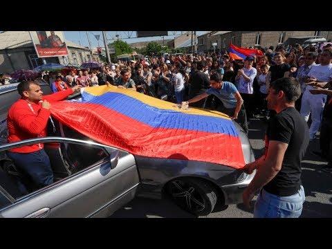 Армения: оппозиция перекрыла все дороги | НОВОСТИ