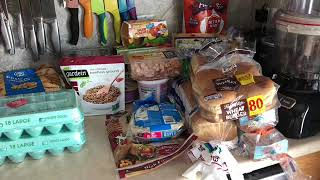 Weight Watchers Grocery Haul