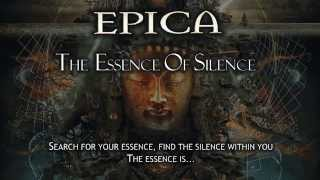 Epica - The Essence Of Silence (With Lyrics)