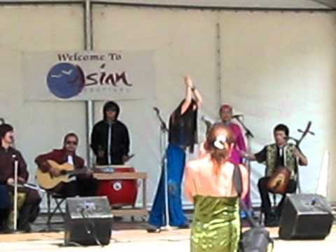 "Haya ""Wolf Totem"" Performing Group (China)"