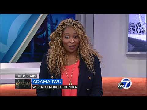 Silence breaker Adama Iwu discusses activism, Me Too movement ...