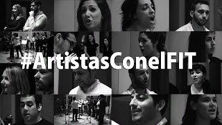 "#ArtistasConelFIT / ""La Internacional"""