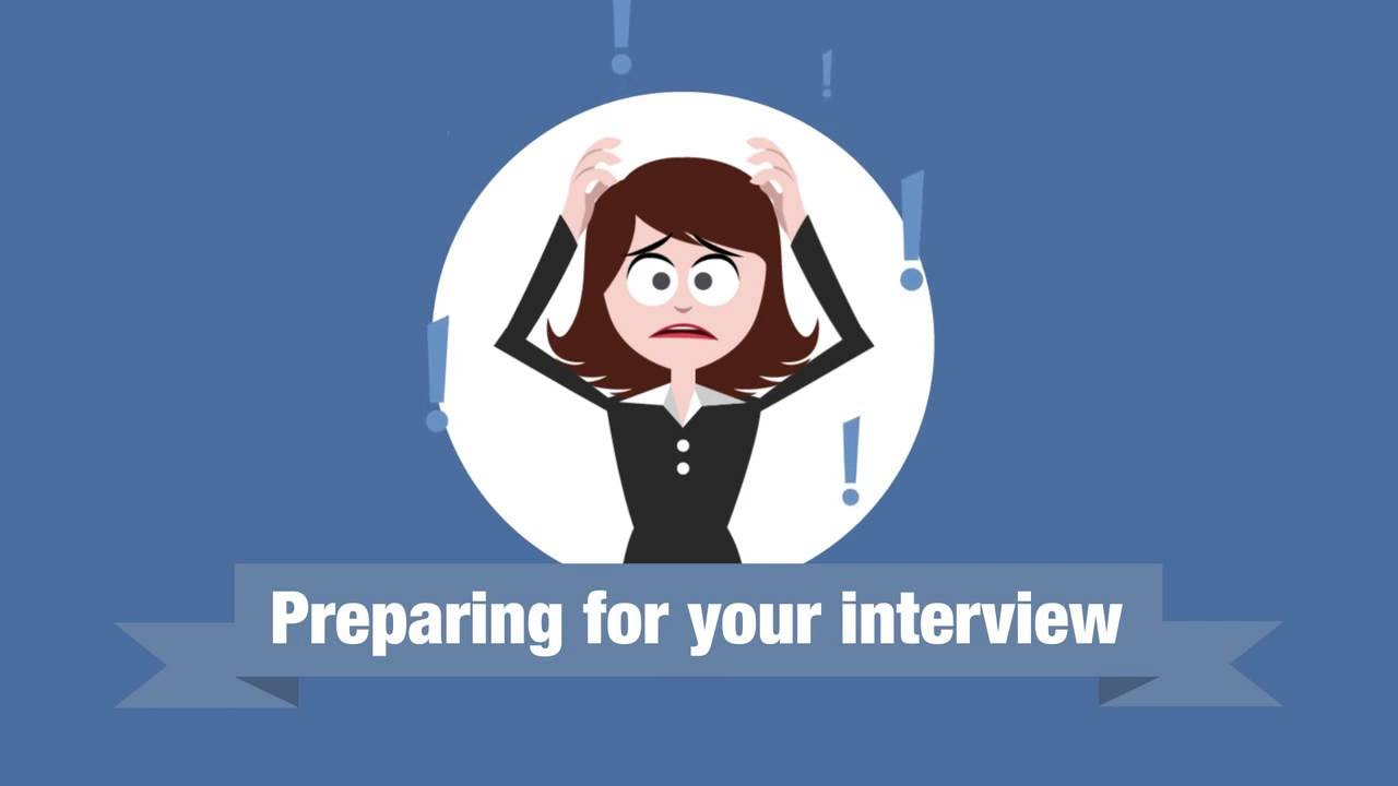 preparing for behavioural interview