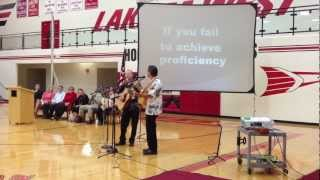 Convocation 2012 - The Acronym Song