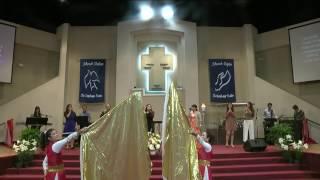 Apr-09-17 - Đức Chúa Jêsus là Chiên Con Lễ Vượt Qua