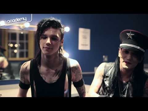 Black Veil Brides Interview - 'Andley' Fan Fiction