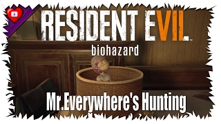 re7 resident evil 7 biohazard ps4   normal mode gameplay   bobblehead coin collecting pt1