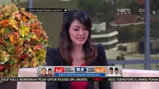 Quick Count Pilkada DKI - Paslon Ahok-Djarot Kalah di 5 Wilayah Kota DKI (9/12)