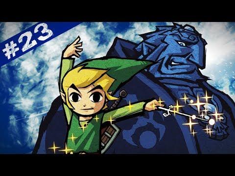 TEST EN CARTON #23 - The Legend of Zelda : The Wind Waker