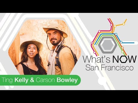 What's Now San Francisco: Ting Kelly & Carson Linforth Bowley