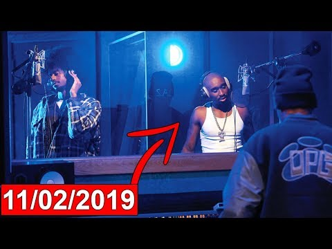 Tupac Spotted In A Recording Studio In Cuba 2019...