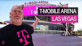 T-Mobile Arena Las Vegas feat. AskDes | T-Mobile