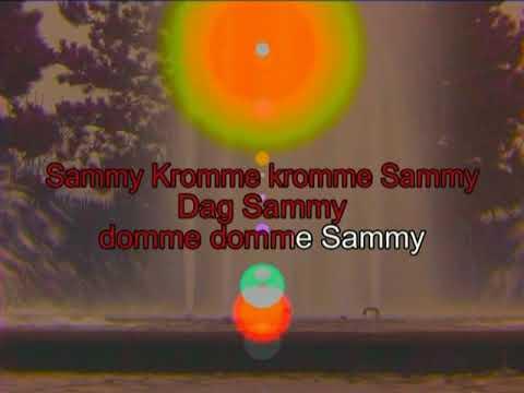 Ramses Shaffy -  Sammy ( KARAOKE ) Lyrics