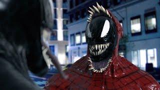 SPIDER-MAN Venom Transformation (We are VENOM-Spider) VENOM 2018