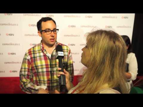 Interview With P.J. Byrne (Bolin)!!!