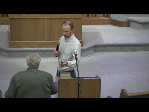 Lesson 1 - First and Second Thessalonians - Barry Gilreath