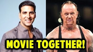 Undertaker Acted in movie with Akshay Kumar & This is all you need to know by Best Bollywood Website