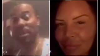 Lil Duval Goes Live With Transgender Thinks He's Talking To A Fan