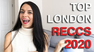 Gambar cover My London Recommendations for 2020 Q&A | Love and London