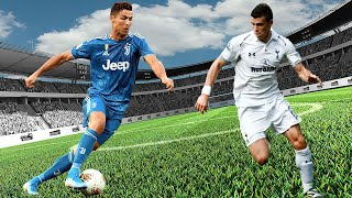 Cristiano Ronaldo Ridiculous Skills Against Great Players  Juventus, Real Madrid, Manchester United