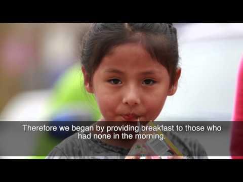 Poverty in Peru