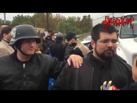Shelbyville, TN - White Nationalist Rally - RebZ.TV
