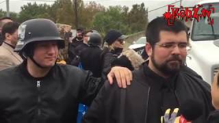 Shelbyville, TN - White Nationalist Rally - RebZ.TV