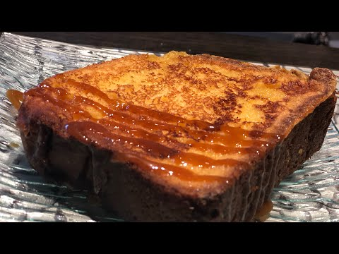 salted-butter-caramel-french-toast---easy-recipe-of-pain-perdu!