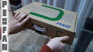 НЕпосылка - НАВЕРНОЕ ХОРОШИЙ ноутбук Msi cx61