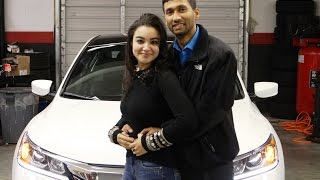 I just gave my girlfriend a 2016 Honda Accord | Herb Chambers Honda of Seekonk