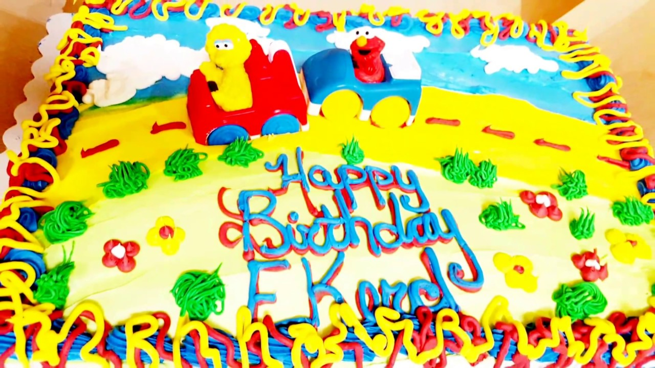 Sesame Street Elmo Themed Birthday Party Ideas First Birthday Portrait Ideas For Toddlers And Kids