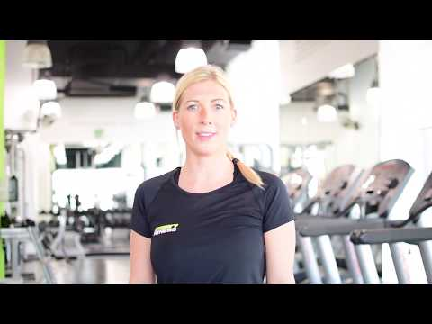 Personal Trainer in Dubai: Victoria Hall (2017)