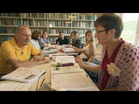Ortstermin: Deutschkurs für ausländische Ärzte