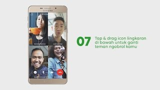 LINE Tutorial: Group Video Call