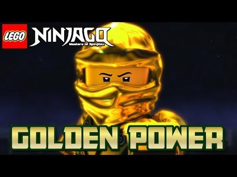 Ninjago: Why'd Lloyd Lose His Golden Power?