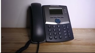 Cisco SPA303 IP Phone 3 Line with Display and PC Port review