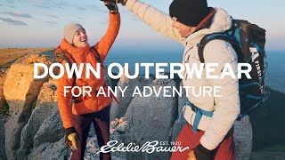 New Beginnings From A Storied Past, The Evolution of The Down Jacket