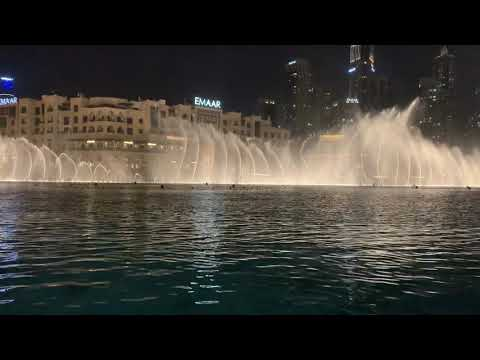 ….DUBAI FOUNTAIN….