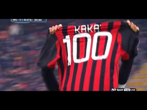 Kaká vs Atalanta - Home (06.01.14) HD by iK22