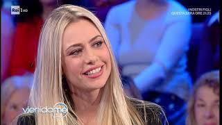 Martina Stella: l'amore per la mia famiglia - Vieni da me 06/12/2018