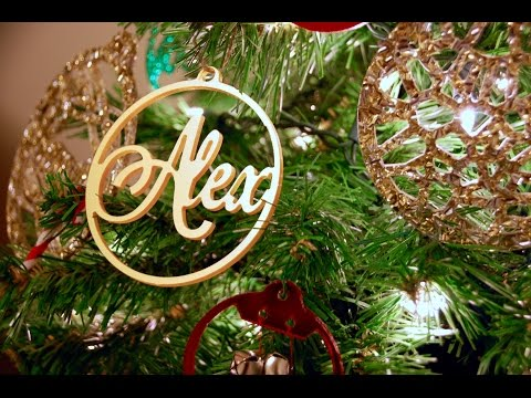 Holiday Project: Easy Ornaments with Easel!